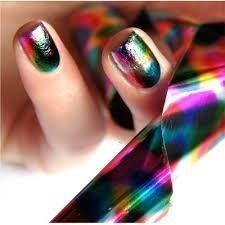Resultado de imagen para foil para uñas