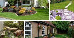 Csodás udvari ötletek, hogy a kerted kényelmes és gyönyörű legyen!