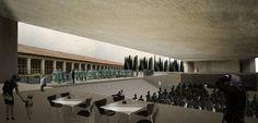 BOGOTA / Cultural park ✪ - LCLA office