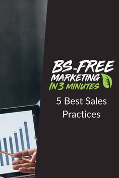 We're giving you the 3-Minute social media marketing run down, BS-Free, to help you with the 5 Best Sales Practices.  #Sales #LeadGeneration #SalesPractices #DigitalSales #ECommerce #SocialMediaMarketing #SocialMedia #DigitalMarketing #DigitalMarketingAgency #SocialMediaAgency #SocialMediaMarketingAgency #Pinterest #Facebook #Instagram #Twitter #LinkedIn Social Media Marketing Agency, Digital Marketing, Free Market, Competitor Analysis, Facebook Instagram, Lead Generation, Ecommerce, Cards Against Humanity, Twitter