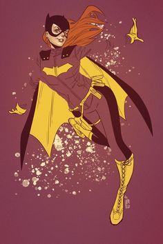 Batgirl by Jim Towe