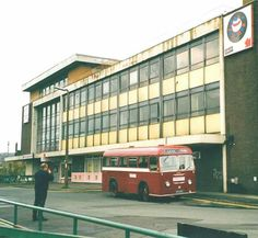Longton Bus Station