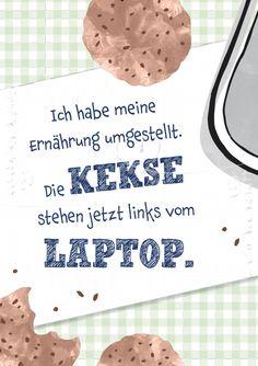 Kekse - Postkarten - Grafik Werkstatt Bielefeld
