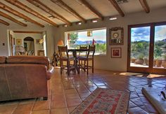 Situated on 7 acres of private high desert beauty, Silver Box Sedona provides super accommodations with outstanding views, pool and hot tub.