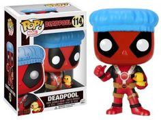 Figurka Deadpool POP! Bath Time Exclusive