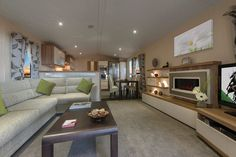Caravans For Sale @ Atlantic Coast Holiday Park - BK Sherborne £44,625
