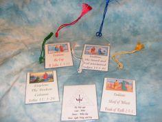 Star point bookmark set