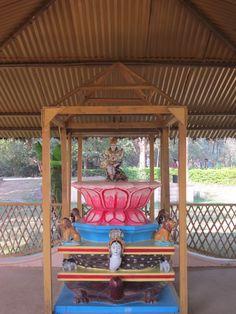 Saraswati Maa. #AsharamVasad #Meditação #Yoga http://www.artofliving.org/br-pt