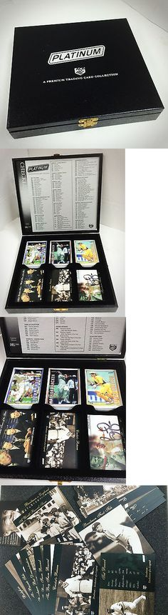Cricket Cards 25579: Rare!! 2002 03 Elite Sports Acb Cricket Limited Edition Box Set - Value! -> BUY IT NOW ONLY: $550 on eBay!