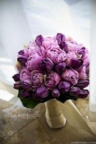 These are so pretty. Are you thinking only 1 shade of purple or are you open to more?