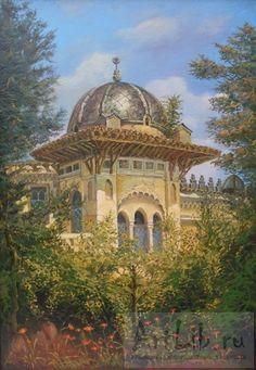 Tatar Crimea.Дача Стамболи.Феодосия