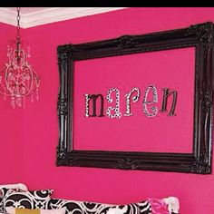 @ Mackenzie Jackson ~ We are so doing this in your new zebra room!