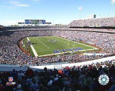 Ralph Wilson Stadium, Buffalo, NY