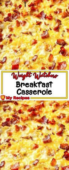 Easy Weight Watchers Breakfast Casserole Easy Weight Watchers Breakfast Casserole – My Recipes<br> YOU'LL NEED: (24 OUNCES) frozen hash browns (about 8 C.) (16 OUNCES) cubed ham Weight Watchers Casserole, Weight Watchers Meal Plans, Weight Watchers Breakfast, Weight Watcher Dinners, Weight Watchers Chicken, Weight Watchers Apple Recipes, Weight Watchers Meatloaf, Healthy Breakfast Casserole, Hashbrown Breakfast Casserole