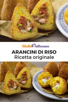 This Category celebrates the finest in quality Italian cuisine and Italian Wines. See our best selection of posts that dive into Italian food and wine! Italian Dinner Recipes, Sicilian Recipes, Best Italian Recipes, Italian Foods, Italian Snacks, Sicilian Food, Arancini Recipe, Wine Recipes, Cooking Recipes