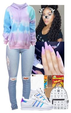""""" by jasmine1164 ❤ liked on Polyvore featuring adidas"