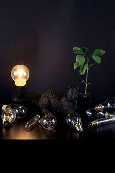 Globen Lighting Vägglampa Puff, Svart