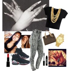 Untitled #30, created by trustnohoe on Polyvore
