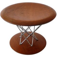 Shop stools and other antique and modern chairs and seating from the world's best furniture dealers. Vintage Furniture Design, Cool Furniture, Modern Furniture, Eames, Vintage Stool, Isamu Noguchi, Pouf Ottoman, Ottomans, Modern Chairs