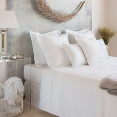 PIPING DETAIL PERCALE BEDLINEN - Bedroom - Collection - New Hotel Collection | Zara Home Belgium