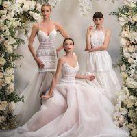 Anna Georgina Wedding Dresses 2018 | The Inca Lily Bridal Collection