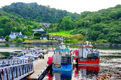 https://flic.kr/p/8AoQuY | Ecosse, Scotland, Gairloch 16 the harbour
