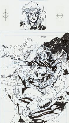 Dazzler X-Men Trading Card   Jim Lee