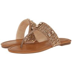 Jessica Simpson Rockford Women's Sandals ($69) ❤ liked on Polyvore