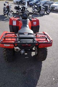 Used 2016 Honda FourTrax Rancher 4X4 Power Steering ATVs For Sale in North Carolina. 2016 Honda FourTrax Rancher 4X4 Power Steering, JUST IN HERE AT KEVIN POWELL MOTORSPORTS OF GREENSBORO LOCATION!! NICE CLEAN LOW MILE TRADE IN 2016 HONDA RANCHER 4X4 WITH EPS! FINANCING AVAILABLE!! WE TRADE FOR ANYTHING!!! SAVE THOUSANDS OVER A NEW ONE!!! CALL 336-852-4228 PRICE PLUS TAX AND DOC FEE 2016 Honda® FourTrax® Rancher® 4X4 Power Steering Choose The Perfect ATV For The Job Or Trail. Every ATV…