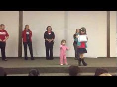 TO FUNNY MUST WATCH...BABY IN PAJAMAS WANTS AN AWARD TOO