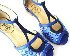 Quiero June zapatos y carteras