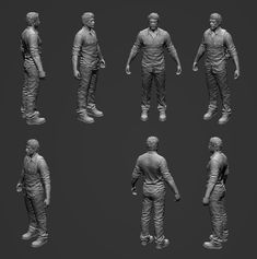 The Last of Us - Character Sculpts (+ images Pg 8)