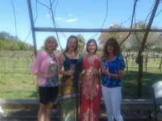 Winery events for bridal showers and bachelorette parties!