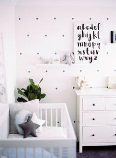 Neutral Grey Nursery