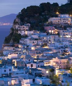 World's Most Romantic Islands - Capri, Italy