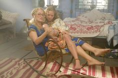 Still of Meryl Streep and Amanda Seyfried in Mamma Mia! (2008) http://www.movpins.com/dHQwNzk1NDIx/mamma-mia!-(2008)/still-1856221184