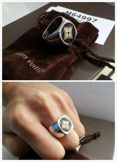 Louis Vuitton Men's Ring