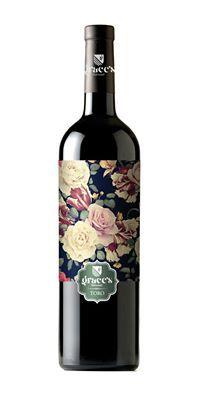 Etiqueta de vino realizada para Grace´s Harvest. Variedad Toro