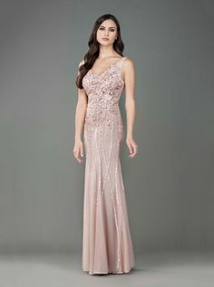 116f1a869260 Φόρεμα βραδινό μακρύ με δαντέλα και κέντημα - Βραδυνά Φορέματα
