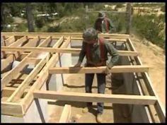 Подробный и полезный фильм от легендарного строителя и плотника Ларри Хона об особенностях каркасного дома   Люстромода