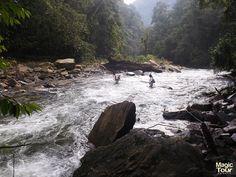 Rio Buritaca #Lostcitytrek #Nature #Travellers #Adventures #Welovetravel #Cultures