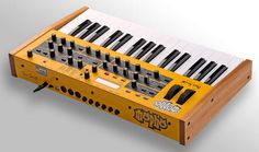 Dave Smith Instruments :: Mopho Keyboard Synthesizer