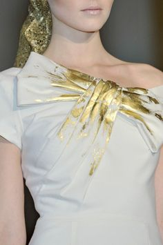 whatchathinkaboutthat:    Luisa Beccaria Fall 2011 Details