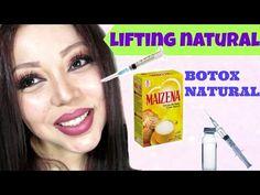 Lifting natural efecto botox! BOTOX EFFECT LIFTING NATURAL - YouTube