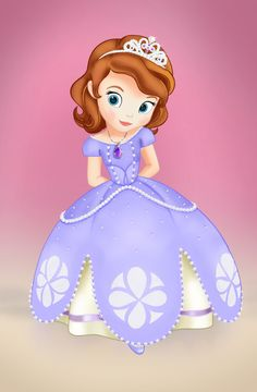 sofia the first image..brookie wants this dress!