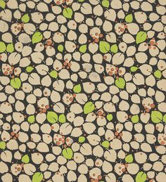 Untitled Textile Design (Pattern M5885) by Elza Sunderland, mid-20th century