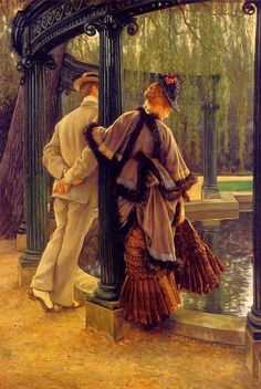 James Tissot ~ En Plein Air/Genre painter | Tutt'Art@ | Pittura * Scultura * Poesia * Musica |