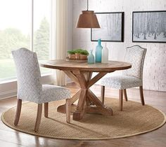 Genial Home Decorators Collection Cane Bark Dining Table
