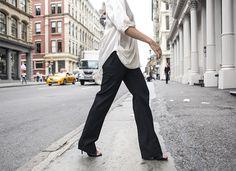 new york city soho sania claus demina acne hunkydory zara outfit