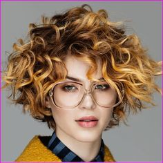 106 Best Short Curly Haircuts Images Short Hair Styles Short